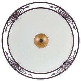 Светильник настенно-потолочный Mestre 86712 1xE27x2x60 Вт, цвет коричневый