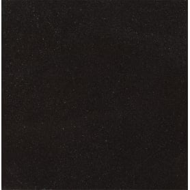 Декор полированный «ST10» 7х7 см цвет чёрный