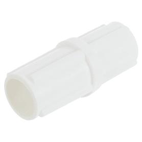 Переходник для карниза 28 мм цвет белый