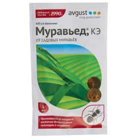 Средство для защиты садовых растений от садовых муравьев «Муравьед» 1 мл