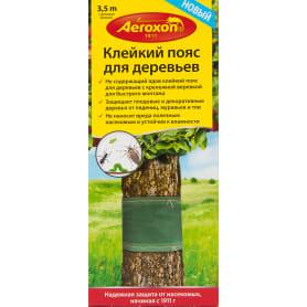 Клейкий пояс для садовых деревьев для защиты от вредителей Aeroxon 3.5 м