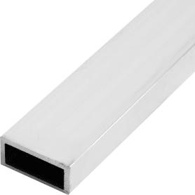 Профиль алюминиевый прямоугольный трубчатый 20х10х1.5x2000 мм