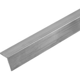 Профиль алюминиевый угловой 20х20х1.5x1000 мм