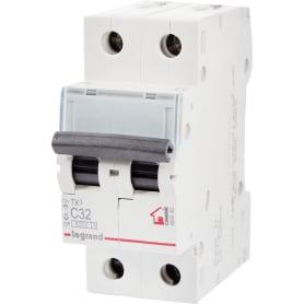 Выключатель автоматический Legrand 2 полюса 32 А