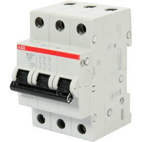 Выключатель автоматический ABB 3 полюса 63 A