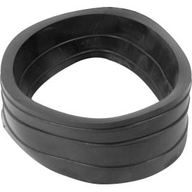 Манжета приборная выпускная Симтек 110 мм цвет черный