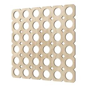Панель Цирко 69.5х103 см без отделки