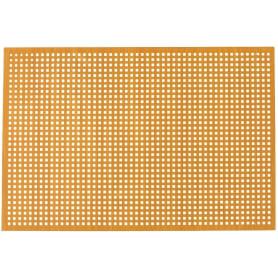 Панель Квадро 69.5х103 см цвет бук