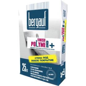 Шпаклёвка полимерная финишная Bergauf Finish Polumer 25 кг