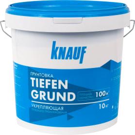 Грунтовка глубокого проникновения Knauf Тифенгрунд 10 л