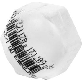 """Заглушка, внутренняя резьба, 1/2"""" мм, полипропилен"""