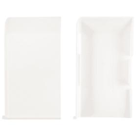 Крышка для Sсarpi-4 цвет белый, 2 шт.
