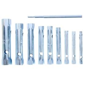 Набор торцевых ключей Sparta 6х22 мм, воротка, 10 шт.