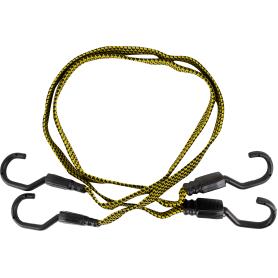 Набор эластичных веревок с крюками, 6 шт.