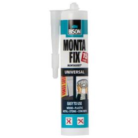 Клей для панелей Bison Montafix 440 г цвет белый