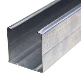 Профиль стоечный (ПС-4) Эконом 75x50x3000 мм