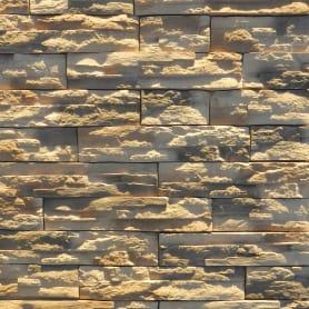 Плитка облицовочная Колорадо-Слим, цвет коричневый, 1.0 м2