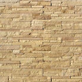 Плитка облицовочная Монтебелло, цвет светло-песочный, 0.43 м2