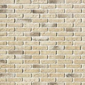 Плитка облицовочная Эллин Брик, цвет бежевый, 1.1 м2