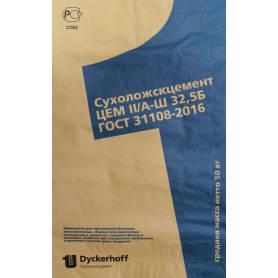 Сухоложскцемент синий М400 50 кг