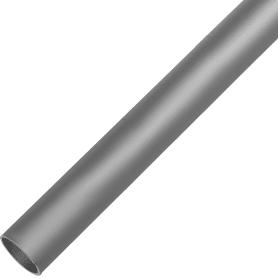 Труба 20х20х2000х20 мм, алюминий, цвет серебро
