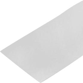 Ламели для вертикальных жалюзи «Магнолия» 280 см текстиль цвет белый