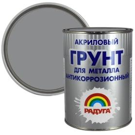 Грунт по металлу Радуга ВД АК Р-150 0.9 л цвет серый