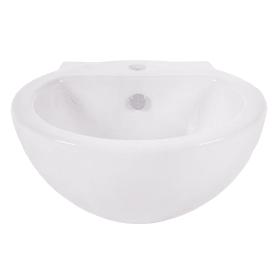 Раковина Sanita Luxe Art, фарфор, 48 см, цвет белый