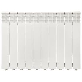 Радиатор Monlan 500/80, 10 секций, алюминий