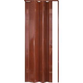 Дверь ПВХ Стиль 84x205 см, цвет вишня