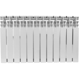 Радиатор биметаллический Monlan 500/80, 12 секций