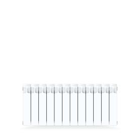 Радиатор Rifar Monolit, 12 секций, боковое подключение, 350 мм, биметалл