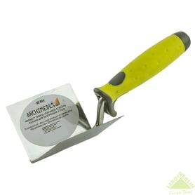 Кельма для внутренних углов с двухкомпонентной ручкой 60 мм