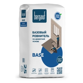 Стяжка пола Bergauf Base 25 кг