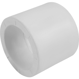 Муфта ⌀40 х 40 мм полипропилен