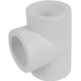 Тройник ⌀32 x 32 x 32 мм полипропилен