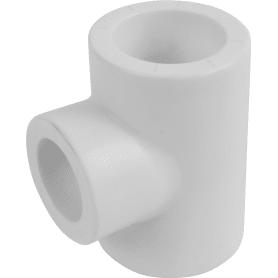 Тройник ⌀25 x 20 x 25 мм полипропилен