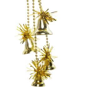 Связка золотых шаров/цветов