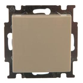 Выключатель ABB Basic55 1 клавиша цвет бежевый