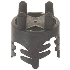 Фиксатор для арматуры «Ёлка», 35х40 мм, пластмасса, 20 шт.