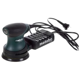 Эксцентриковая шлифмашина Metabo FSX 200 Intec, 240 Вт