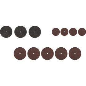 Набор отрезных кругов Dremel, резка металл/дерево/пластмасса, 69 шт.