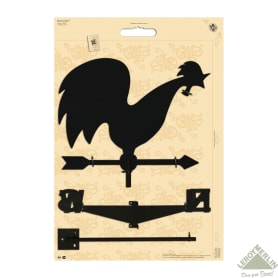 Флюгер большой Duck&Dog «Петушок»
