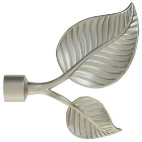 Наконечник «Вяз» 11 см цвет матовая сталь