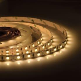 Светодиодная лента 14.4Вт/60LED/м свет тёплый белый IP23