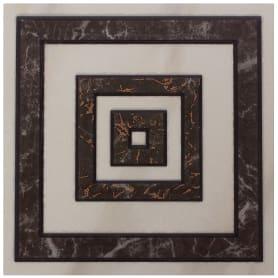 Декор напольный «Alon» 13.7x13.7 см  цвет серый