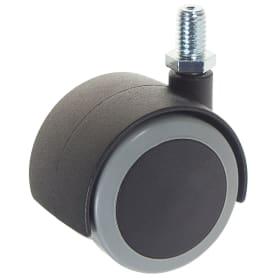 Колесо Alex1-0645, 50 мм поворотное без тормоза