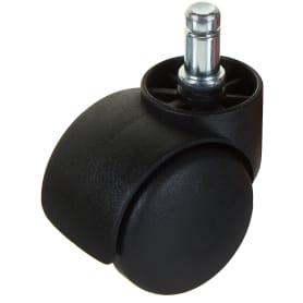 Колесо Alex 1-0484, 50 мм поворотное без тормоза