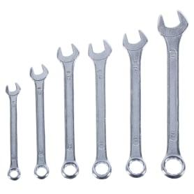 Набор комбинированных ключей Top Tools 8-17 мм, 6 шт.