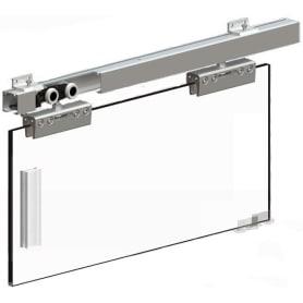 Комплект фурнитуры Delta Glass, 2000 мм